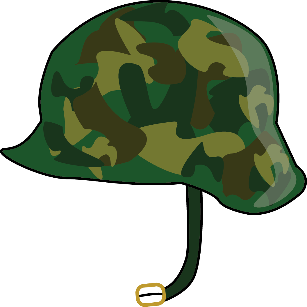 picture free Army helmet clipart. Combat soldier clip art