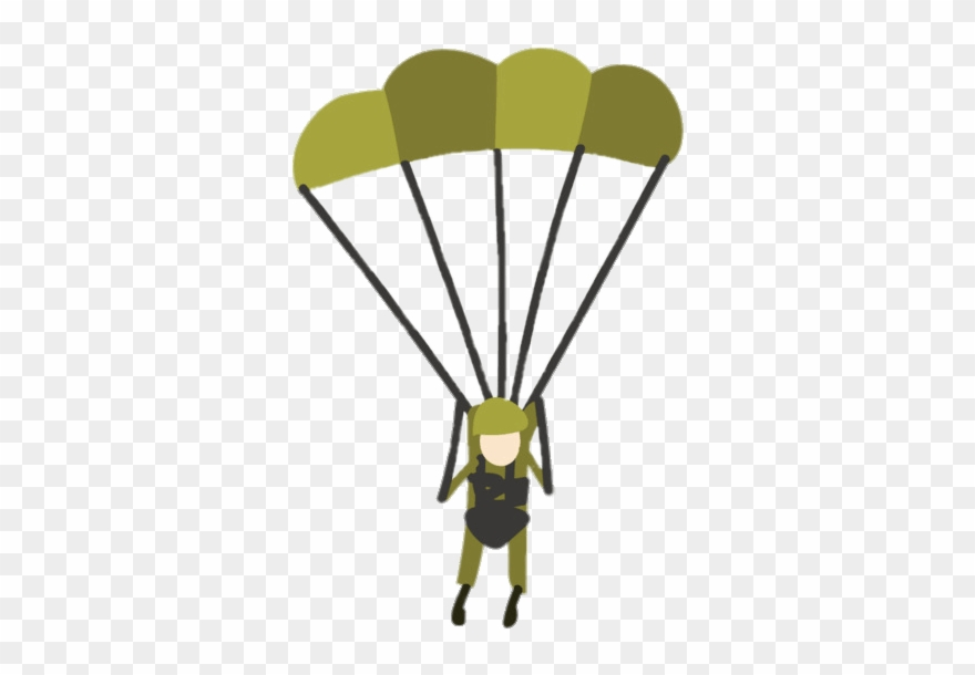 clipart free Army parachute clipart. Military
