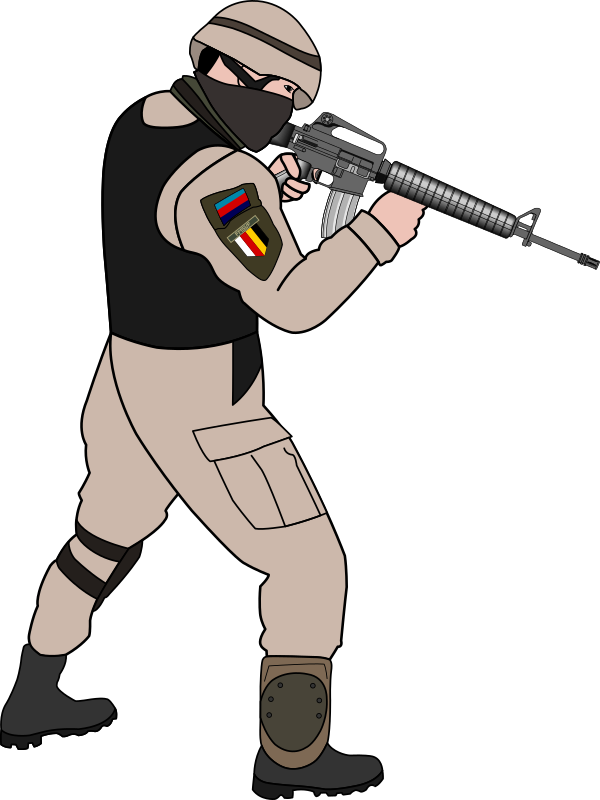 png free download Military free to use. Army soldier clipart