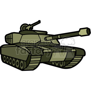 graphic freeuse library Military royalty free . Army tank clipart.