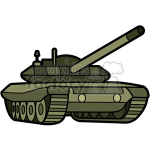 clipart black and white library Military armored royalty free. Army tank clipart
