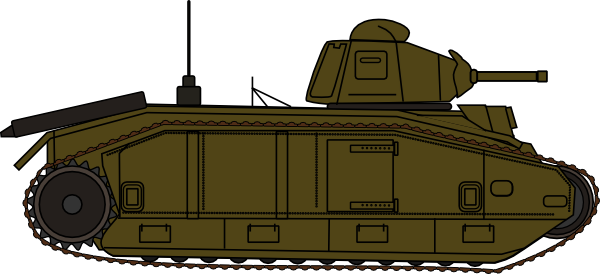 graphic free stock Cartoon military . Army tank clipart.