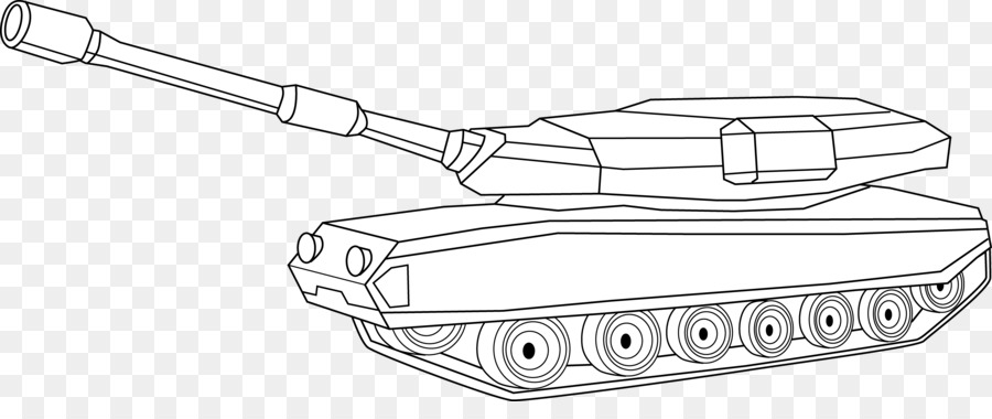 vector download Army tank clipart black and white. Book .