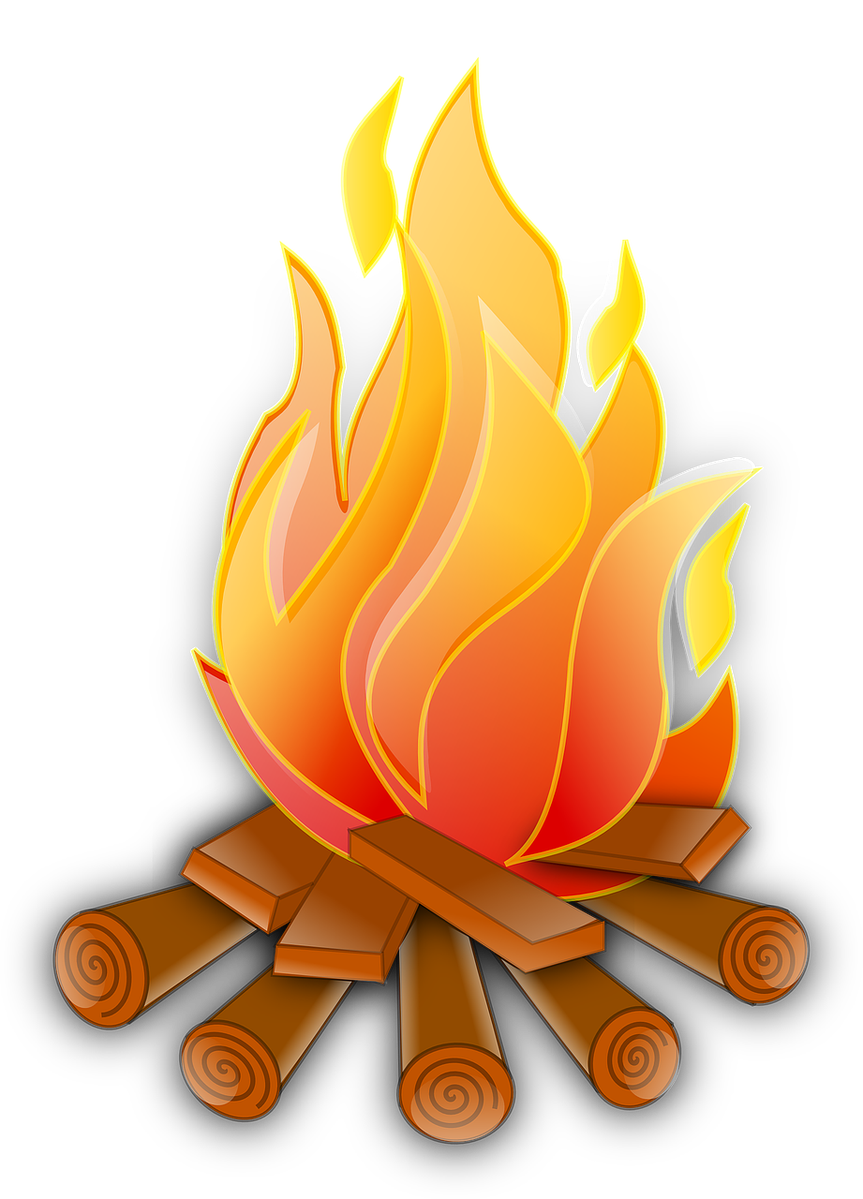 image Bonfire clipart lag b omer FREE for download on rpelm