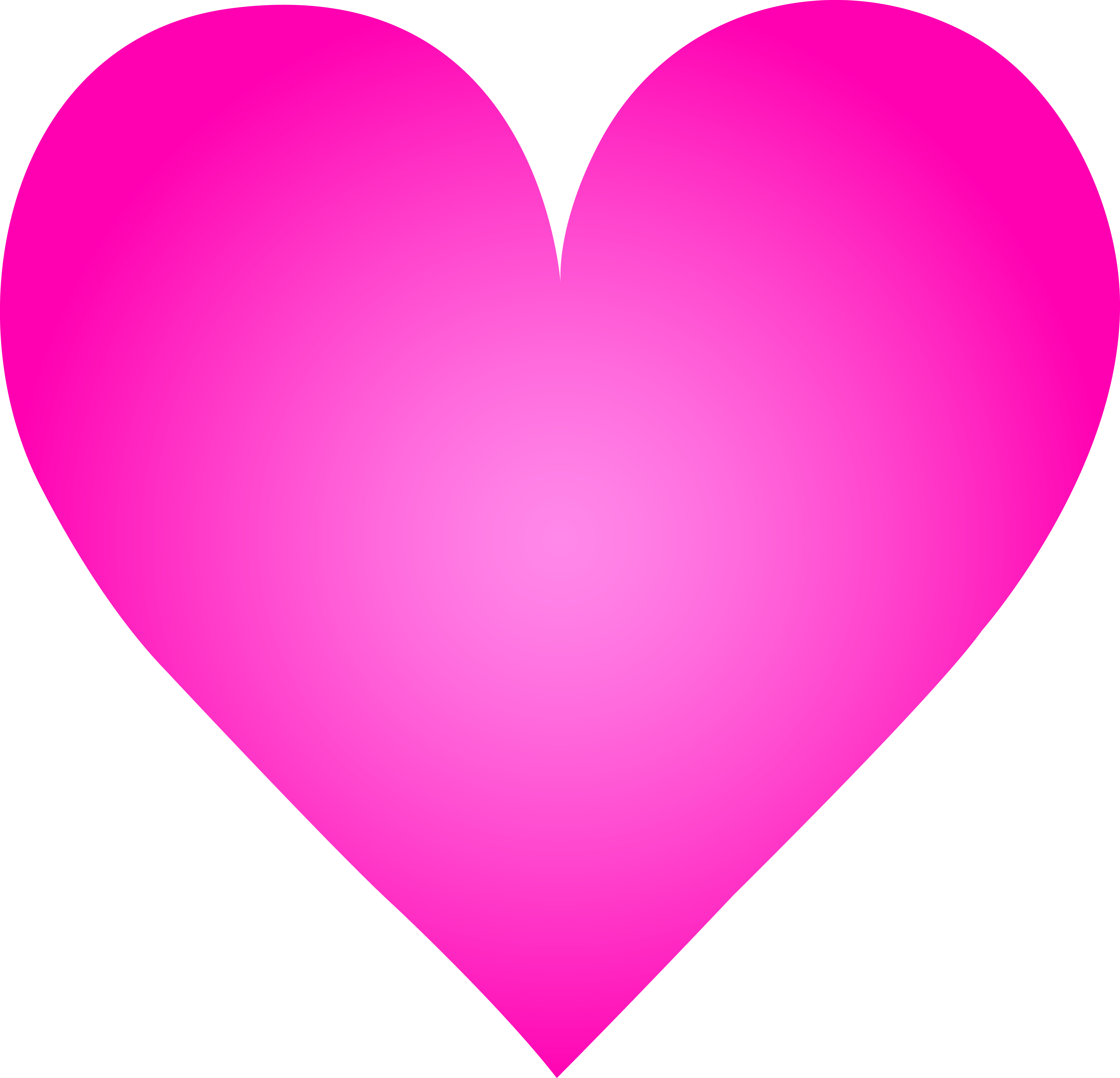clip library stock Arrow and heart clipart. Free pink image download