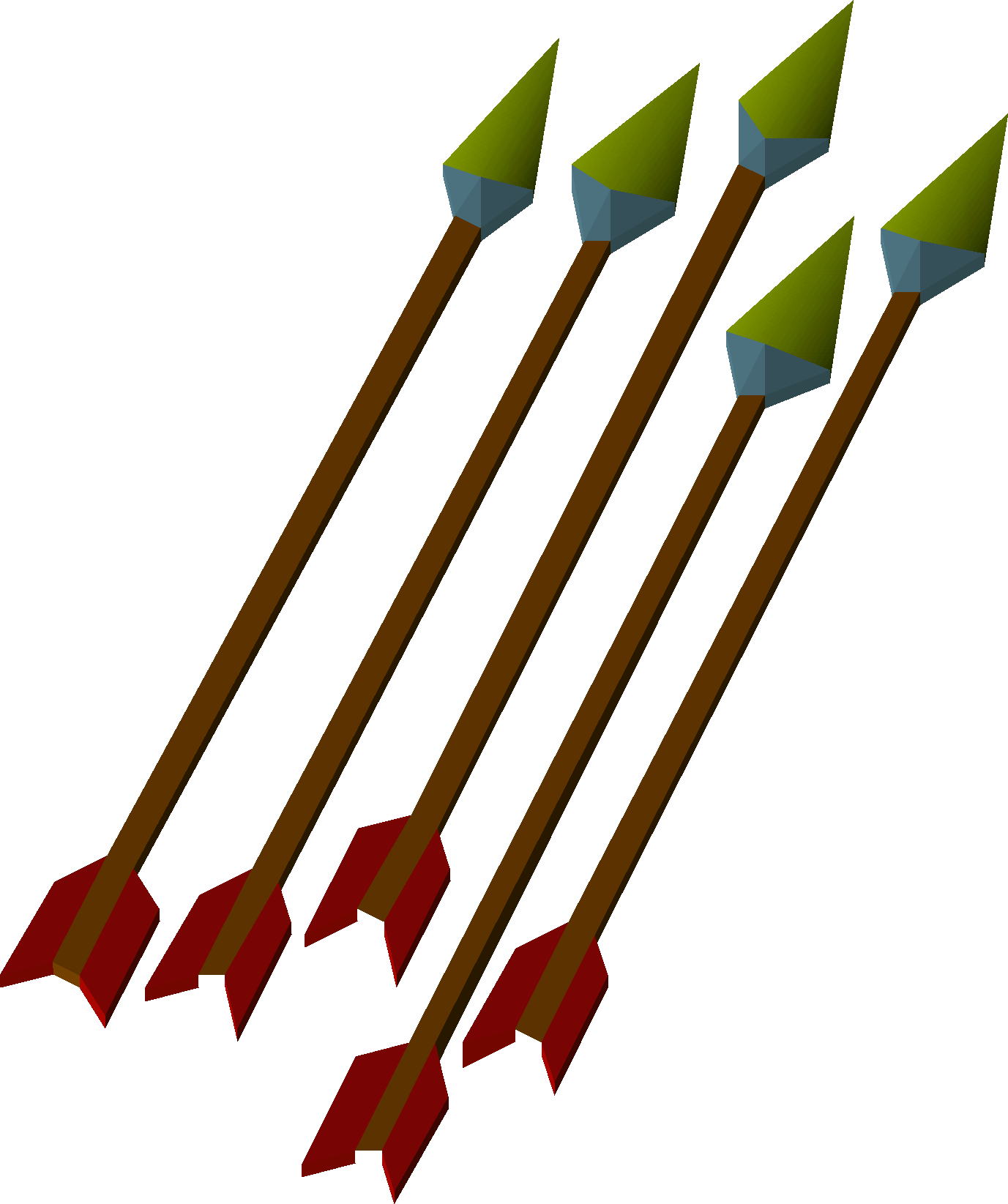 picture freeuse download Rune old school runescape. Arrow feather clipart