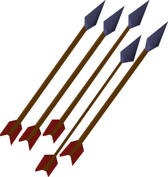 freeuse library Arrows old school runescape. Arrow feather clipart