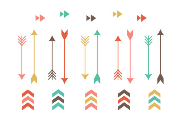 clip art library download Free cute cliparts download. Arrow feather clipart.