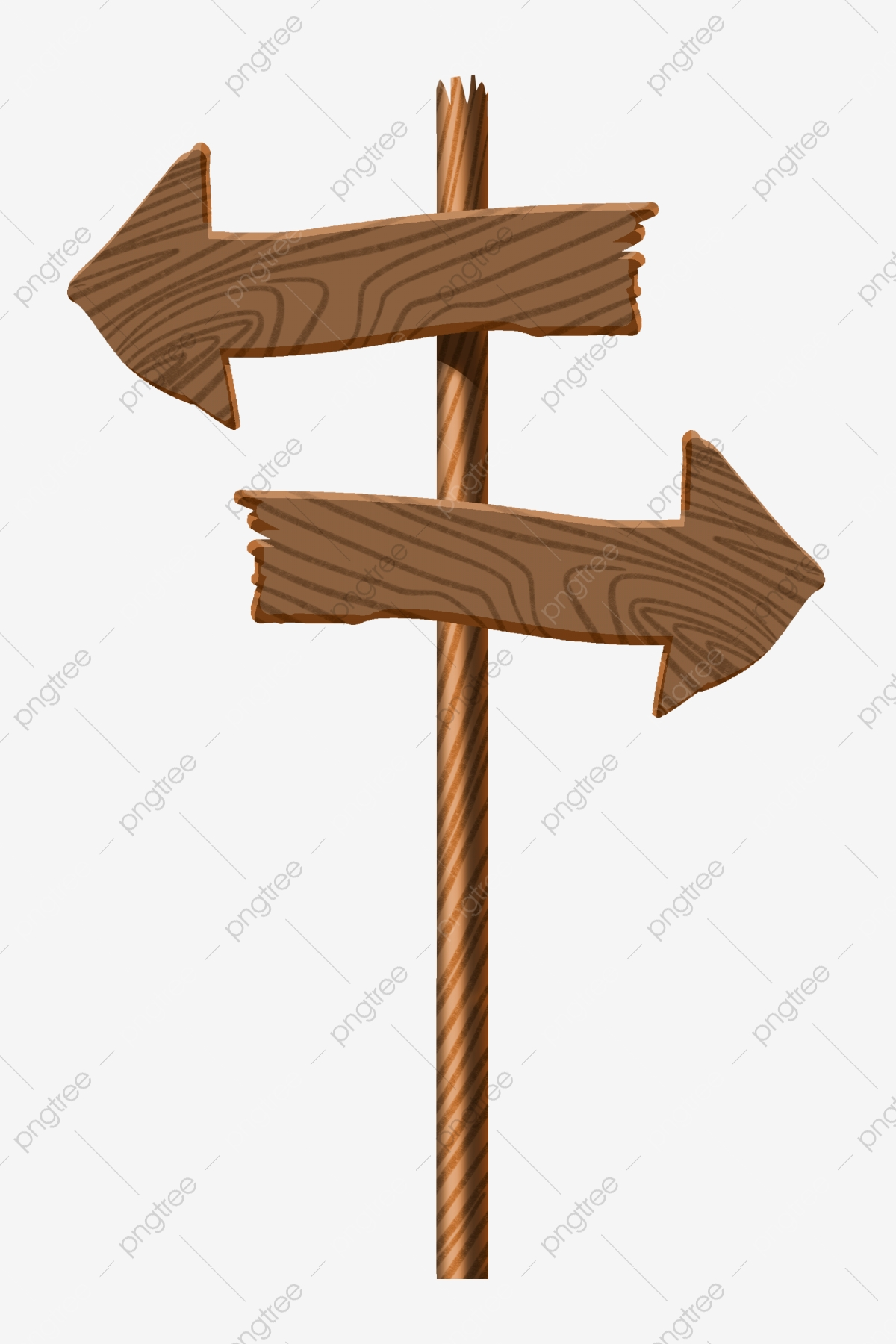 clip art freeuse Arrow sign clipart. Wooden illustration wood signs.