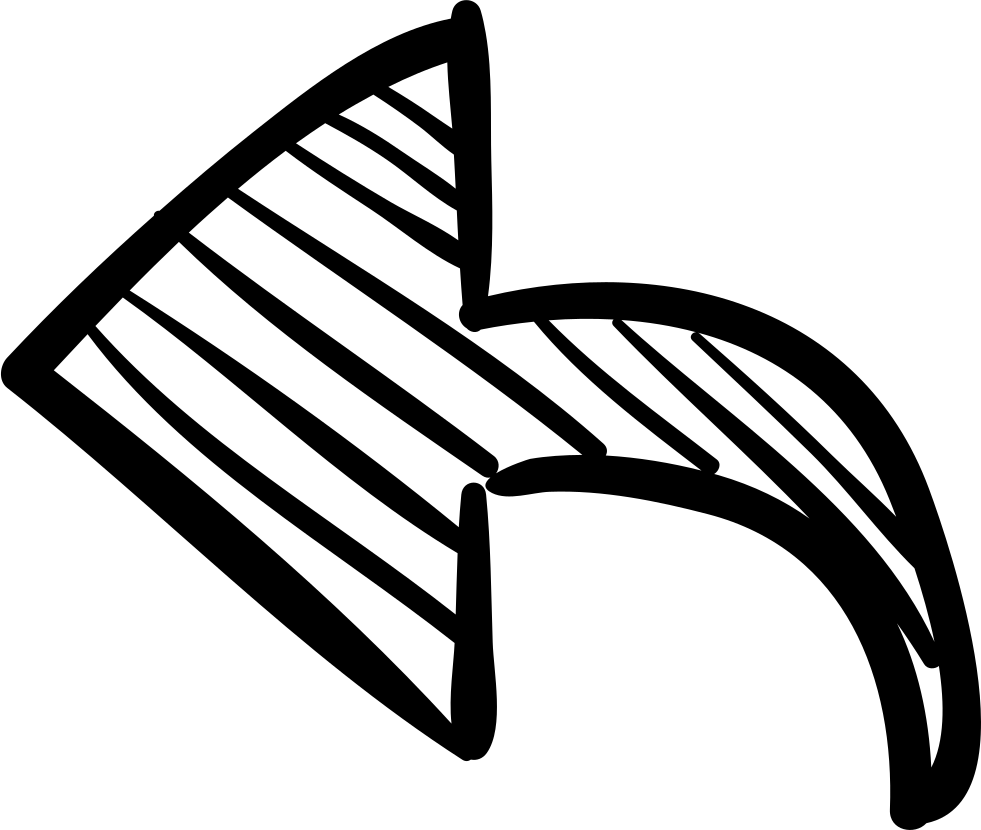 graphic black and white library Left arrow png icon. Usa svg sketch