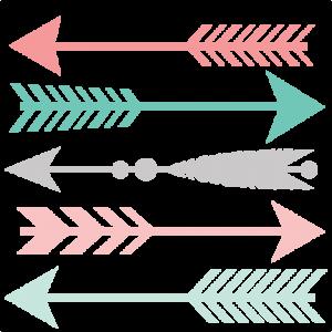 clip art free library Everyone should follow their. Arrows clipart cute.