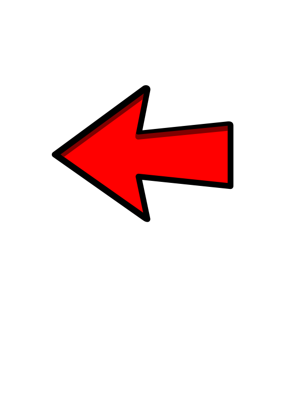 png library Arrows clipart timeline. Arrow red frames illustrations.