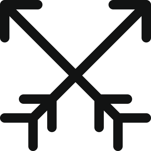 png stock Arrows crossing clipart. Arrow cross vintage ancient