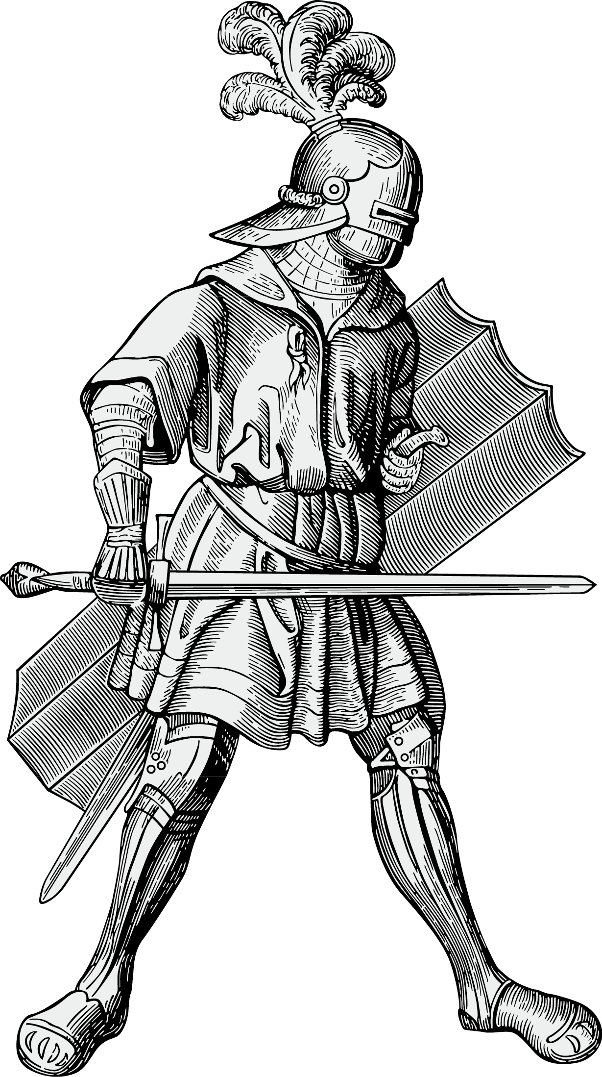 png free stock Knight Heraldry Middle Ages