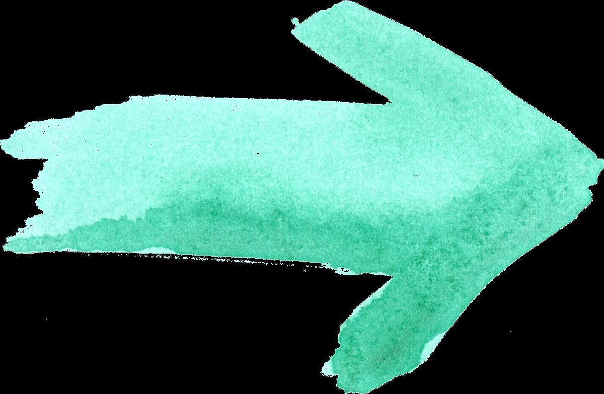 picture transparent stock transparent watercolours teal #106980419
