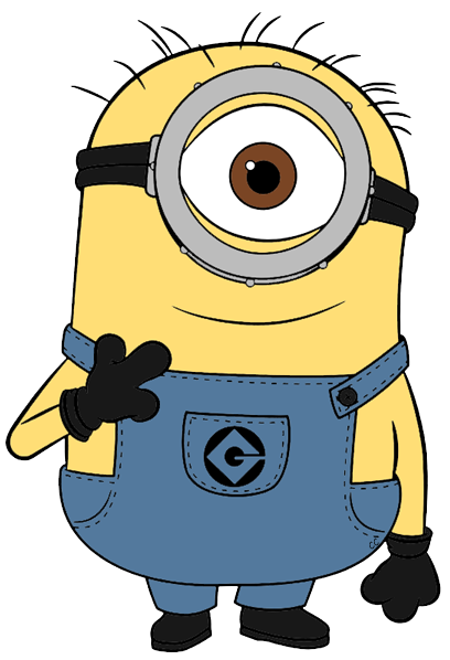 svg transparent Despicable Me Clip Art