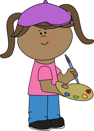 png library library Art clipart. Class clip images girl.