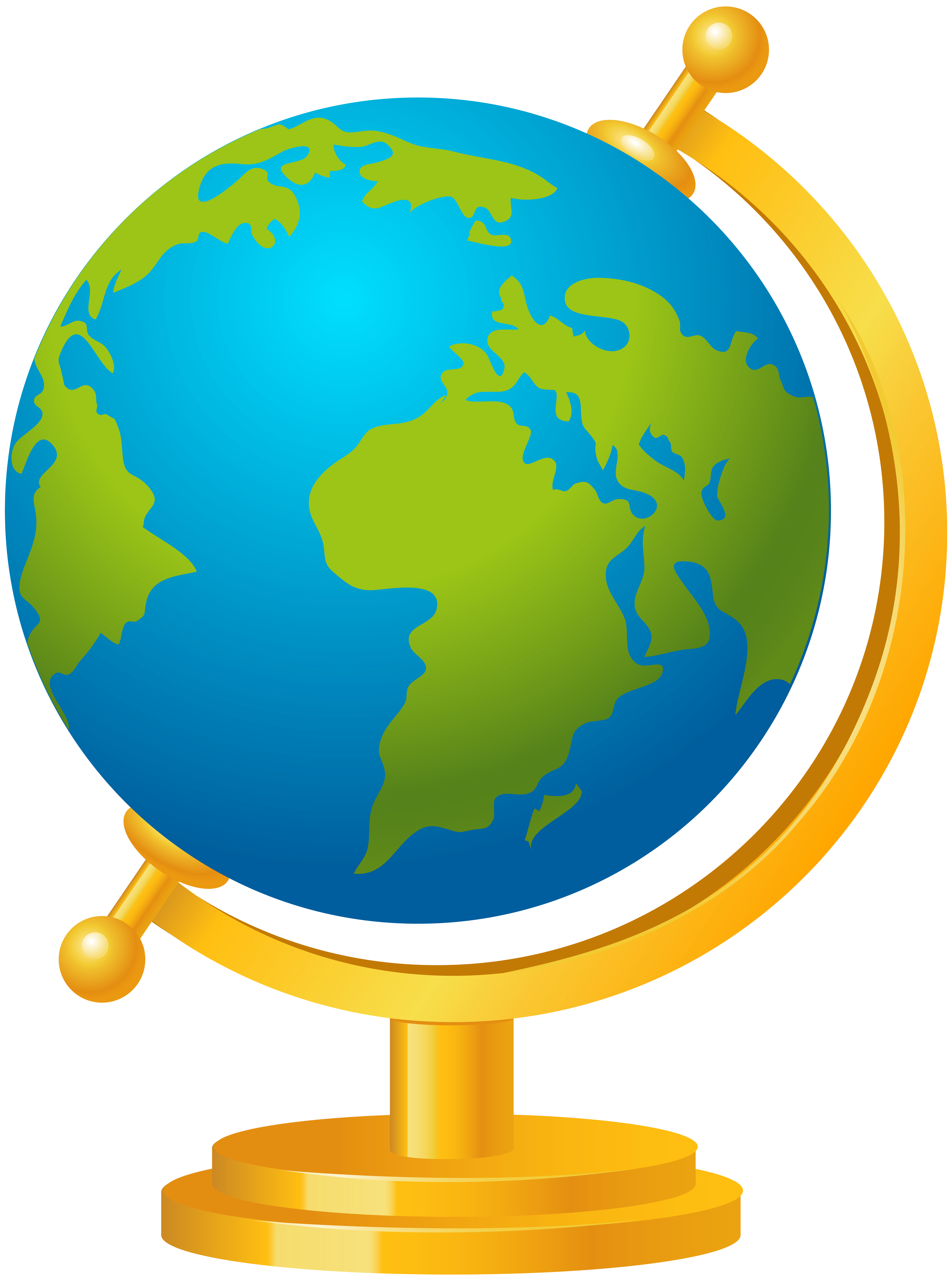 graphic free World globe clip image. Art clipart png