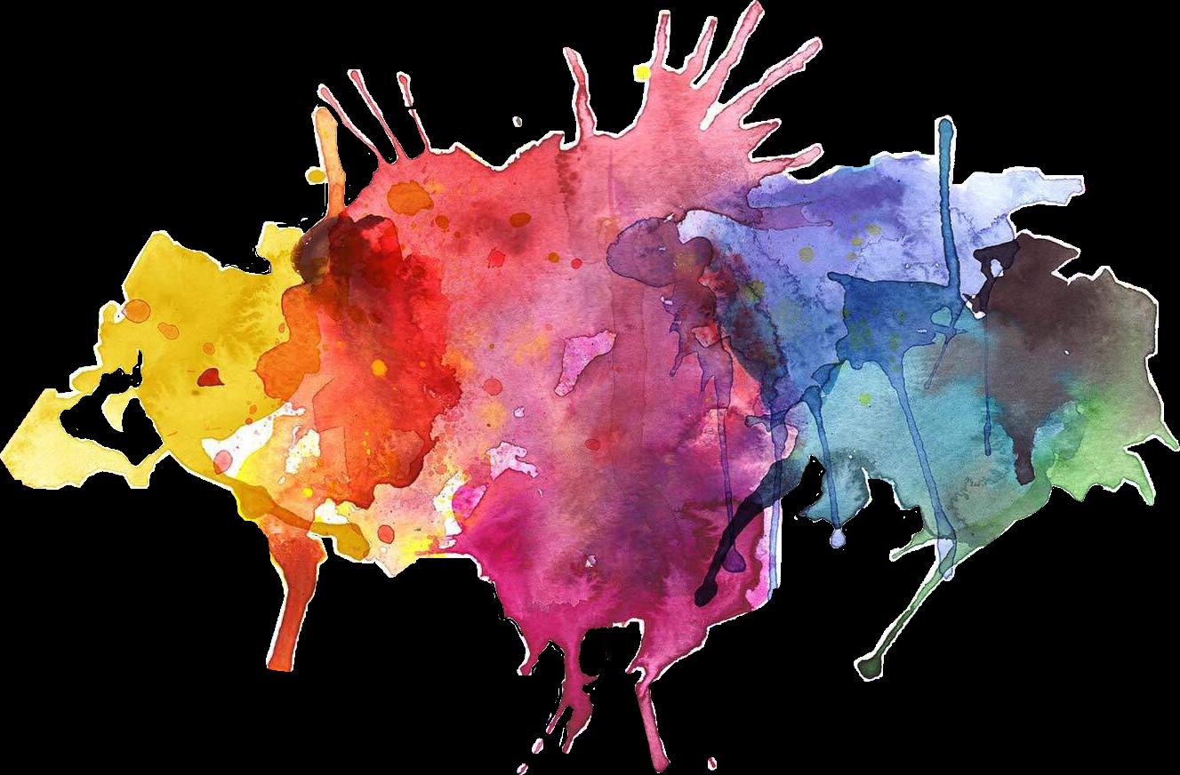 graphic stock Art clipart watercolor paint. Painting clip splash transprent.