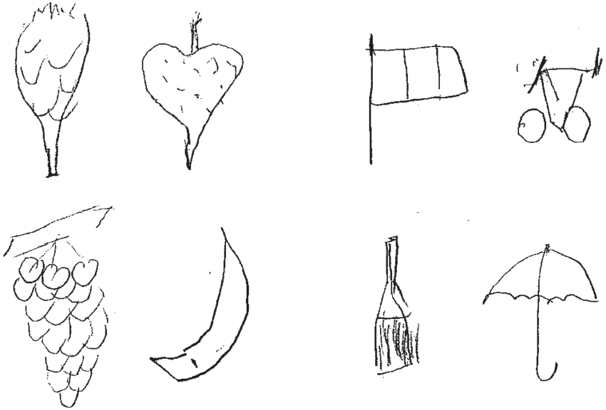 vector library download Examples of drawing of named objects
