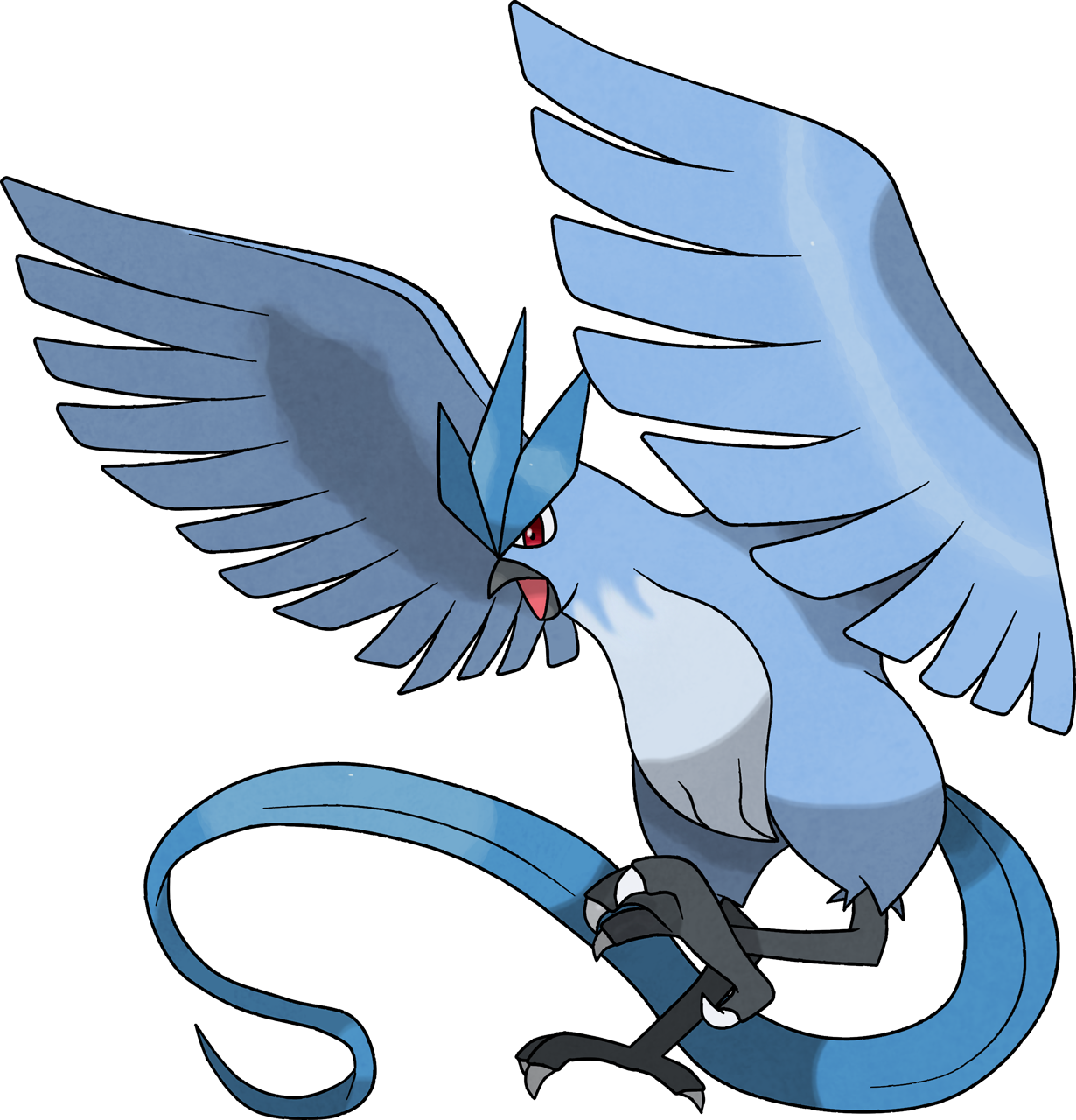 image royalty free library Articuno drawing. Fanart by gyarados deviantart