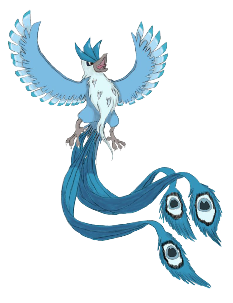 image free stock Articuno drawing. Mega by indie calls