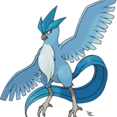 image transparent stock The Derpy Articuno