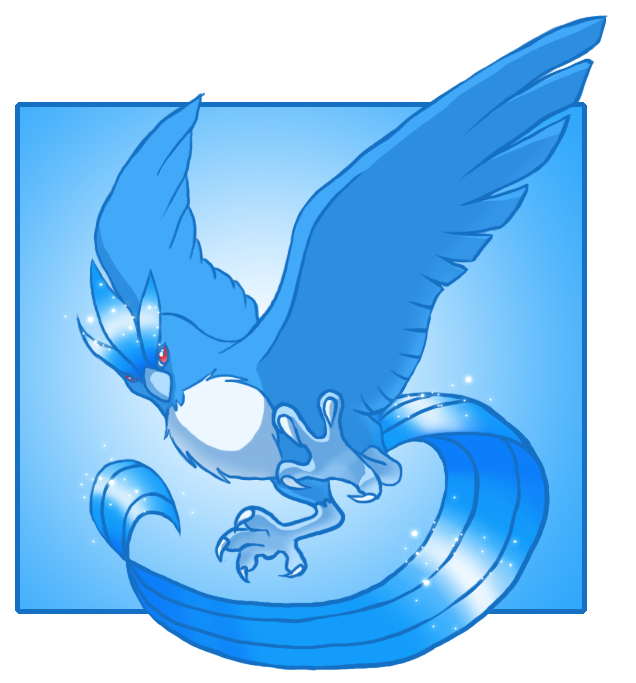 svg transparent Articuno by Panimated on DeviantArt