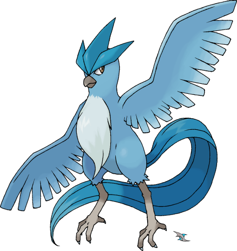 clip freeuse Articuno drawing easy. View topic to catch