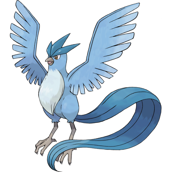 banner library stock Articuno