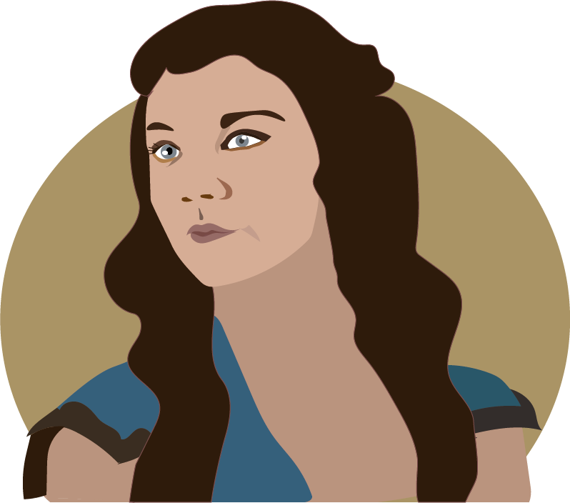 image royalty free library Margaery Tyrell Vector art