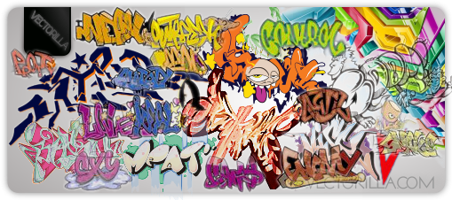 picture royalty free GRAFFITY WALLPAPERS ART