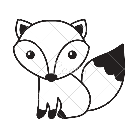 svg royalty free Collection of free Fox drawing