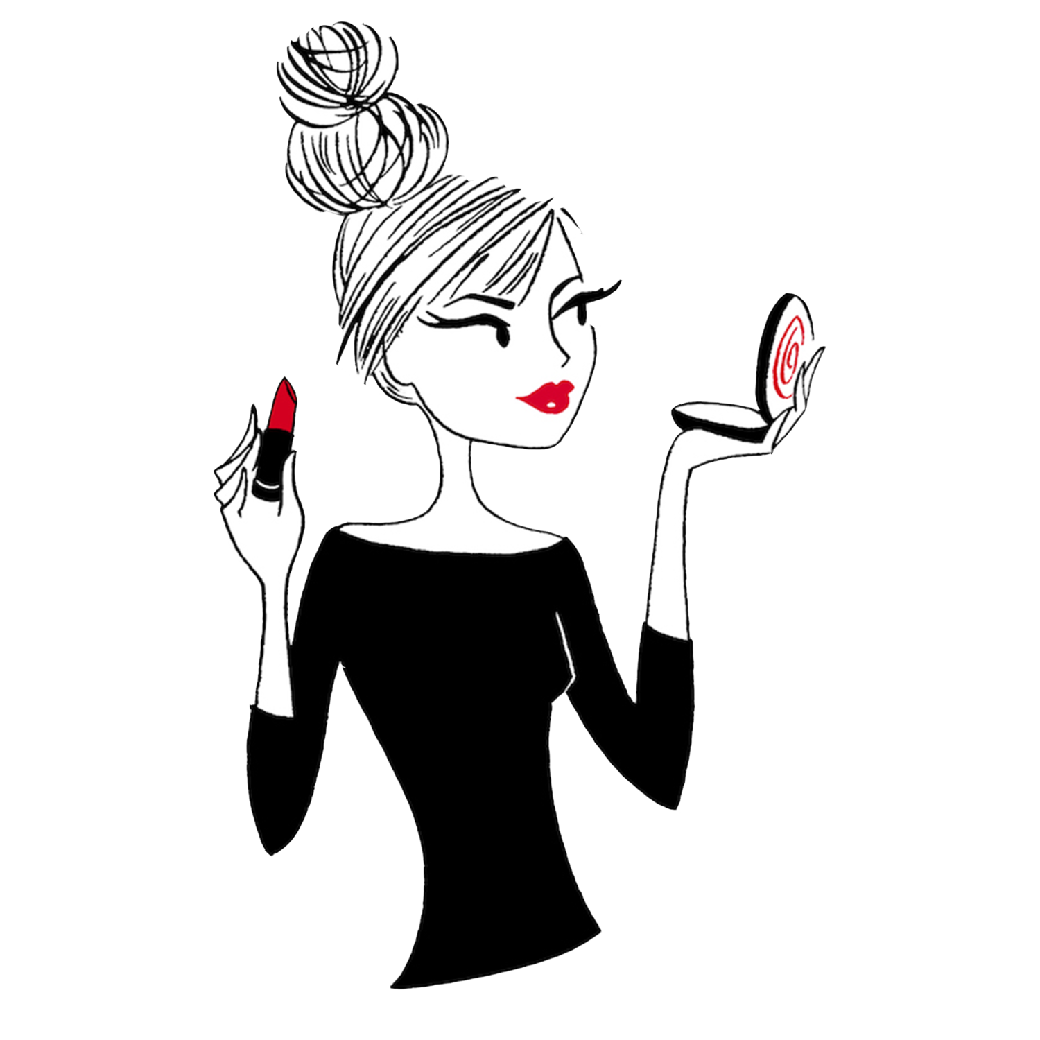 clipart free download MAKEOVER YOUR MIND become your own makeup artist
