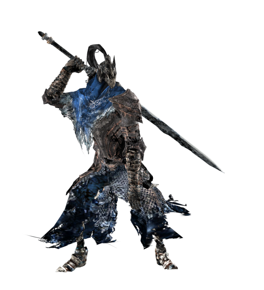 picture library library Artorias the AbyssWalker mmd xps by Tokami