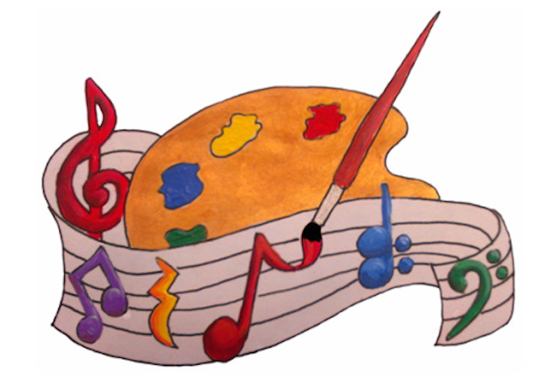 png stock And . Arts clipart art music