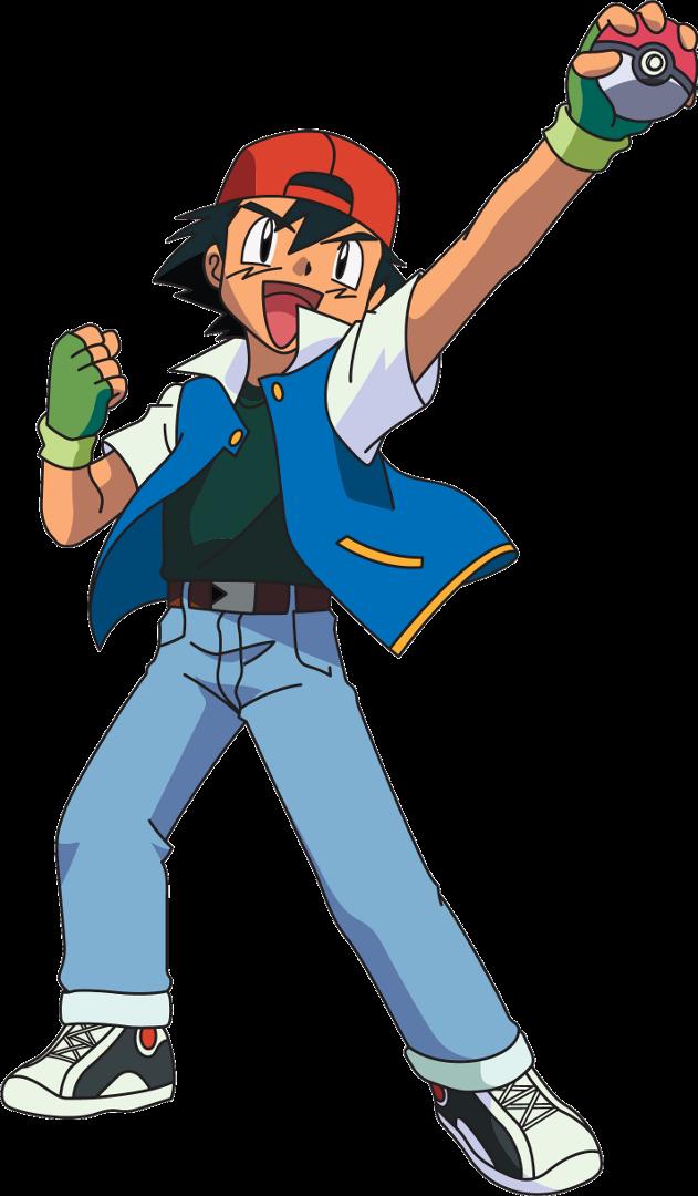 svg stock Ash clipart. Pokemon png image mart