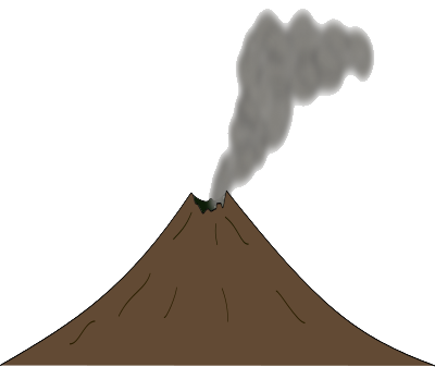picture transparent library Png transparent images all. Volcano clipart lava dome