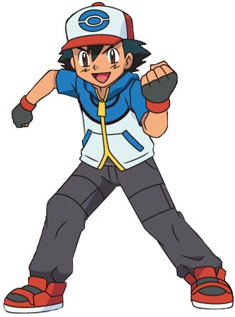 clipart stock ash drawing pokemon #109608394