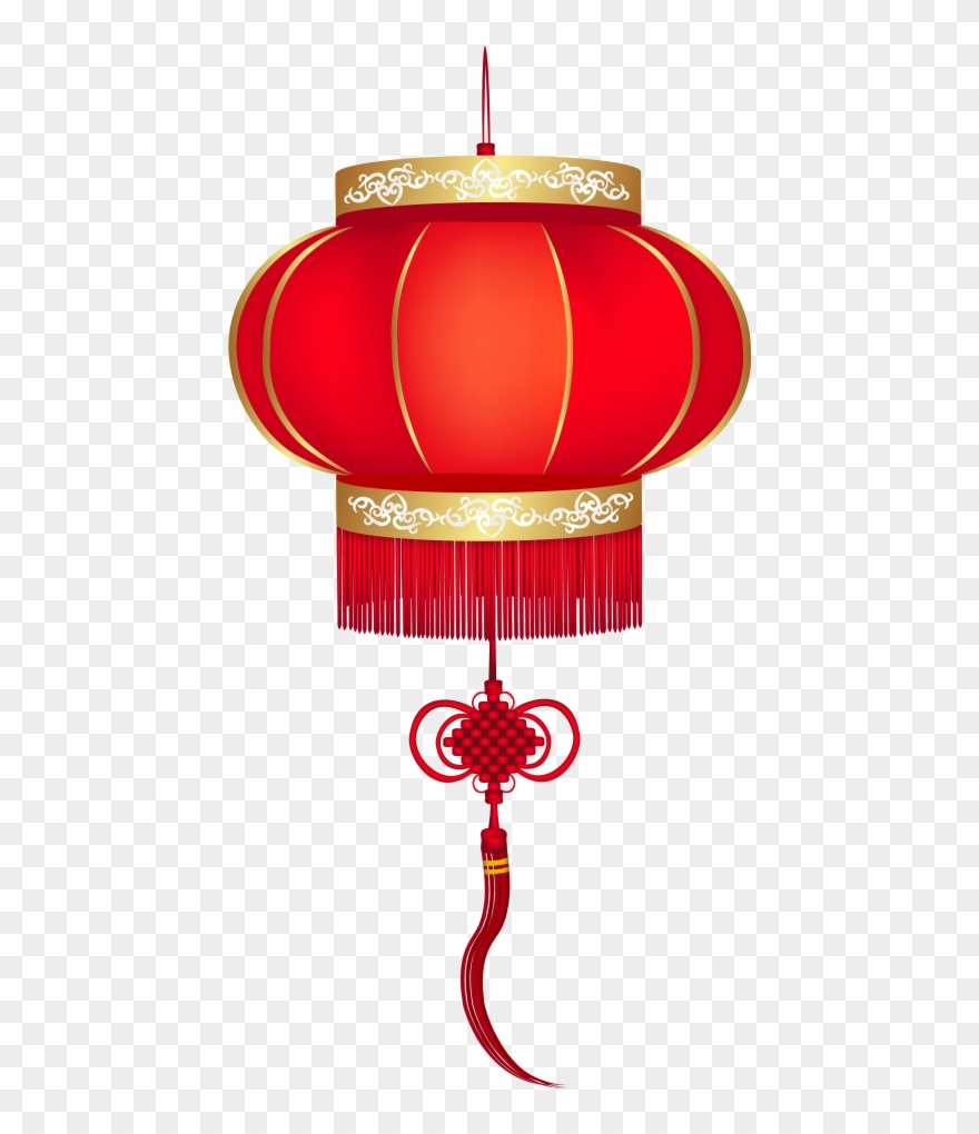 picture free stock Asian clipart lamp chinese. Red lantern png clip.