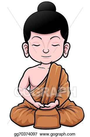 clipart freeuse download Asian clipart monk. Transparent free for download