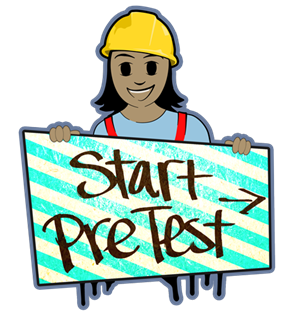image free Assessment clipart pre assessment. Study skills test and.