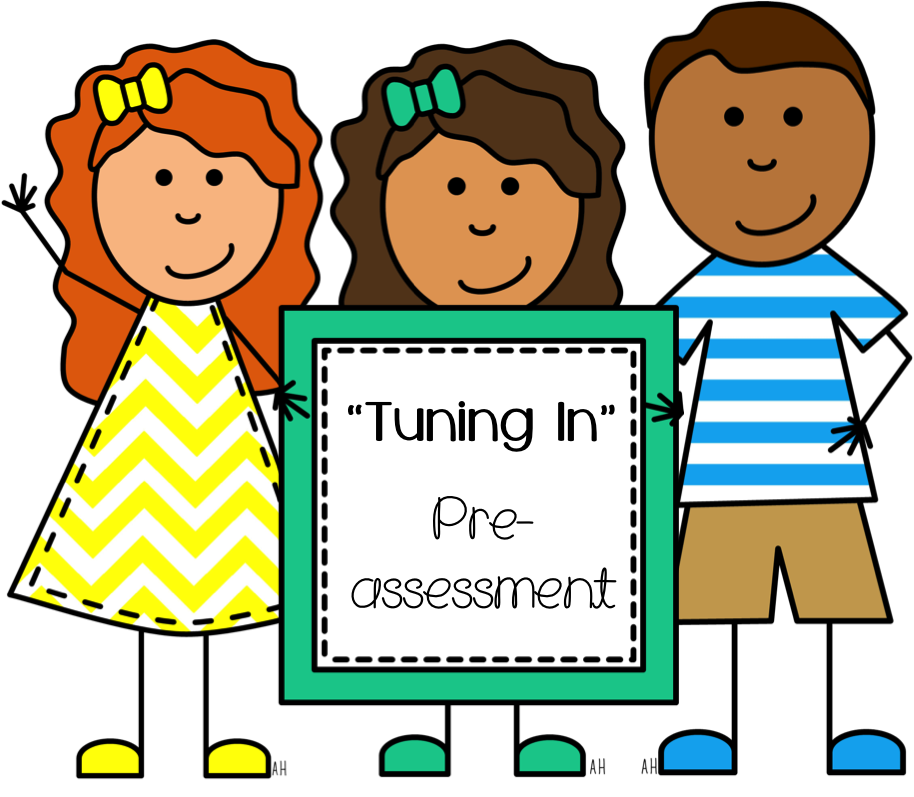 image freeuse library My teach now activities. Assessment clipart pre assessment.
