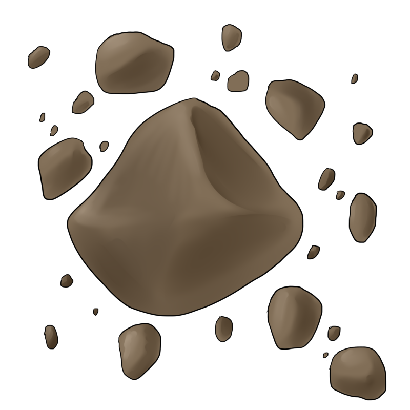 clip Free on dumielauxepices net. Asteroid clipart