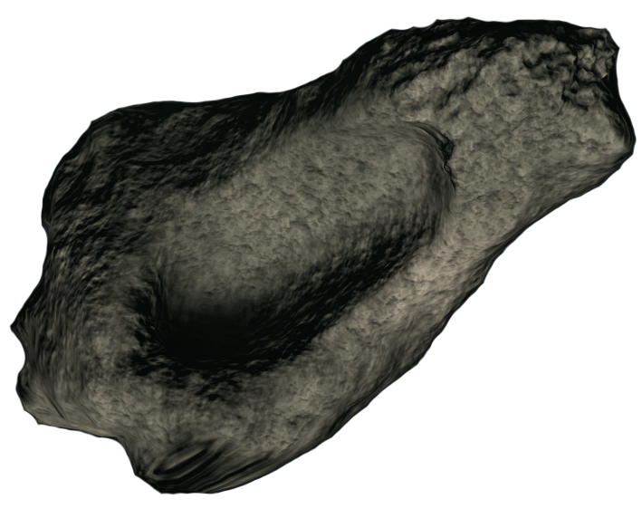 image black and white download Asteroid clipart. Images of transparent spacehero