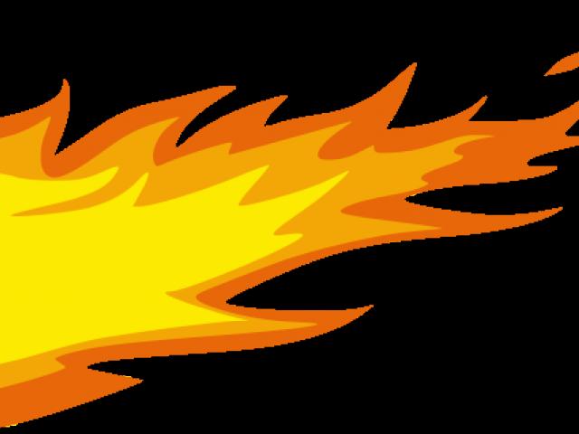 transparent stock Fireball Clipart asteroid