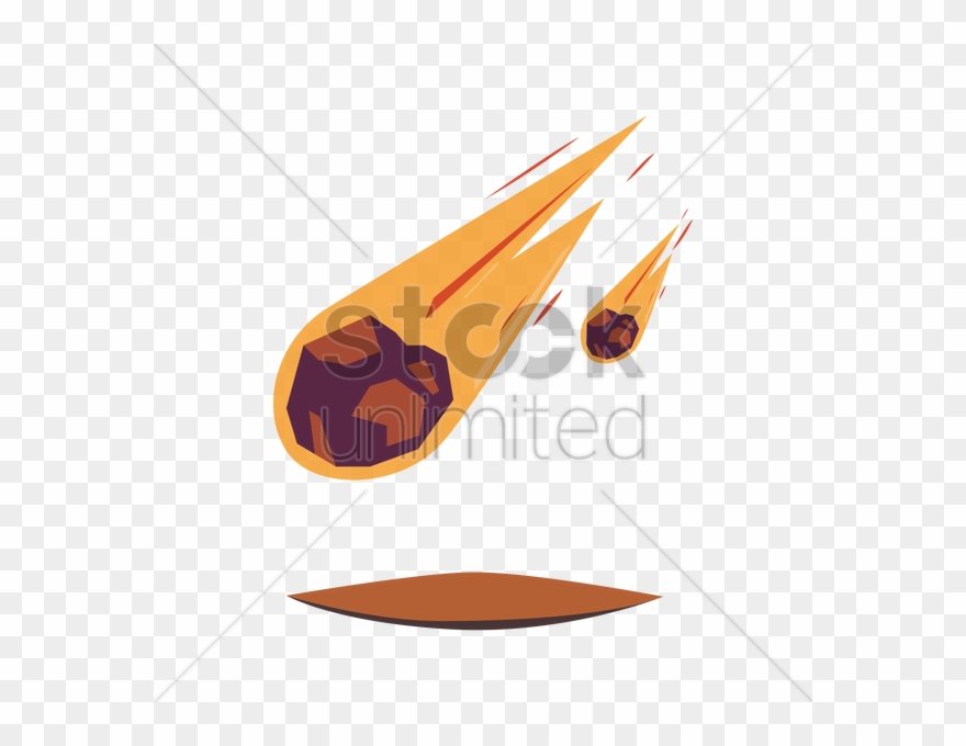 banner Royalty free stock blue. Asteroid clipart fireball.