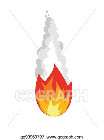 image royalty free Asteroid clipart fireball. Vector art meteorite isolated.