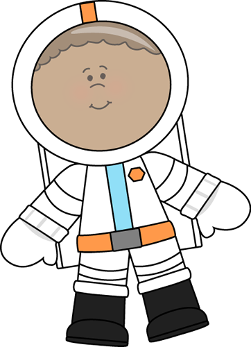 freeuse stock . Astronaut clipart