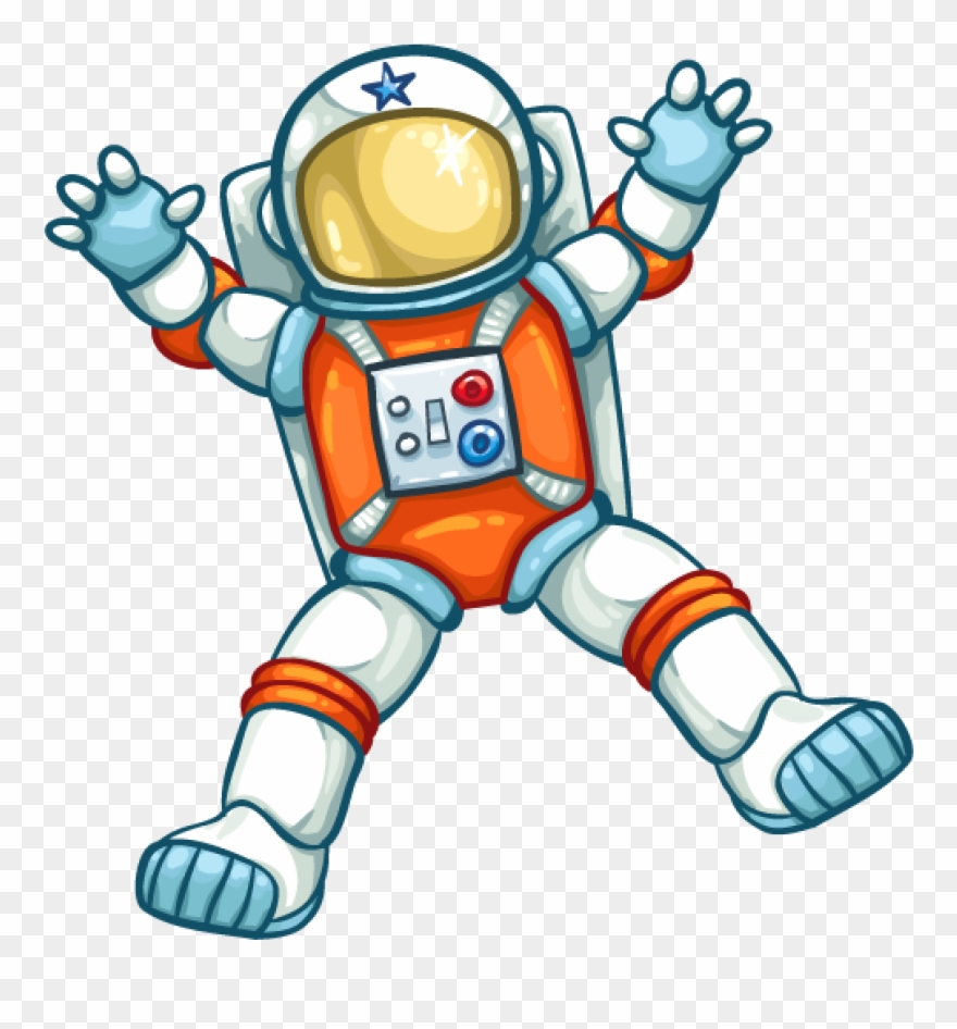 jpg transparent library Astronaut clipart. Download for free png